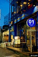 TOWN WALK - cafe -