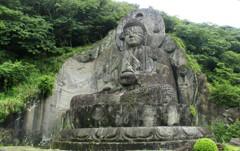 日本寺大仏(薬師瑠璃光如来)