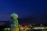 京都三条大橋の擬宝珠01