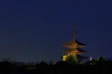 京都の二つの塔