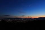 Twilight of Kyoto  薄暮の世界