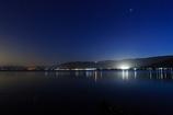海津大崎の夜