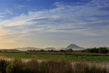 雲海とハス--琵琶湖の朝.05