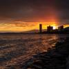 琵琶湖の朝~