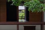 線がきれいな日本家屋