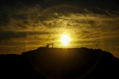 日沈む処の聖地