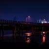 鈴鹿川河口に架かる橋