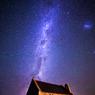 Tekapo starry sky #3