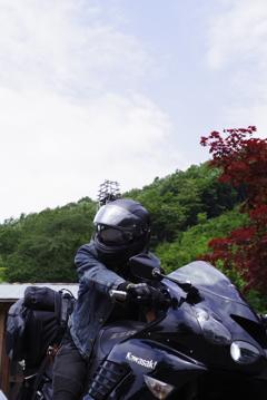 ヘルメットが本体です(笑)