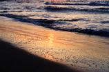 夕焼け浜 其の一