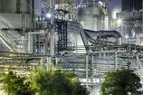 工場夜景 HDR