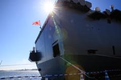 護衛艦ひゅうが 其の二