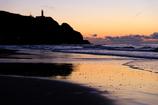 ある日の浜辺