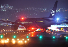 Night Departure