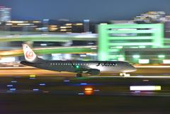 J-AIR出発
