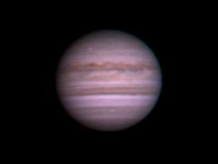 木星試写(カラーカメラ編)
