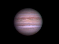 木星試写(白黒カメラ編)
