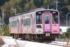 コナン快速ピンク