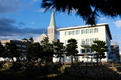 芦屋の教会