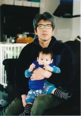 フィルム 息子と私