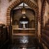 アラビアンコーストの噴水