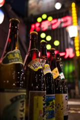 ラーメン博物館の日本酒