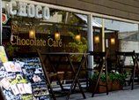 Chocolate cafe