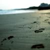 砂の足音♪