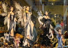 美しき妖精たち
