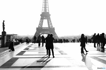 パリ雜景(それぞれのとき)