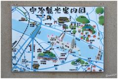 私の散歩マップ