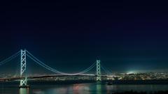 The Akashi-Kaikyo Bridge