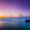 Tumon bay sunset