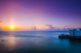 Tumon bay sunset