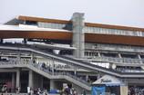 川崎市等々力陸上競技場 新メインスタンド II