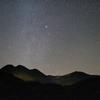 静かな夜は星を見上げて