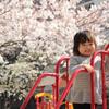 桜と笑顔が満開
