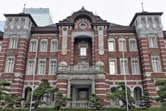 東京駅丸の内駅舎 その1