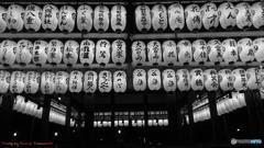 師走の八坂神社 その4