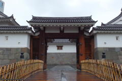 駿府城東御門 その2