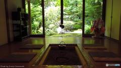 梅雨の晴れ間の宝泉院(再) その6