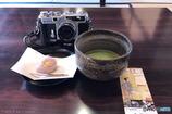ご隠居(Nikon SP)と抹茶