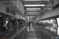 羽田空港 北ウイング