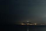 闇夜の江の島