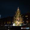 赤レンガのクリスマス
