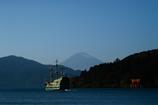 芦ノ湖の風景
