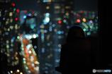 夜の街に散りばめた宝石