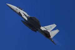 岐阜基地航空祭総合予行 F-15