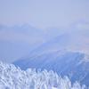岩手山 ―八幡平より望む