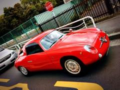 FIAT ABARTH 750 RECORD MONZA